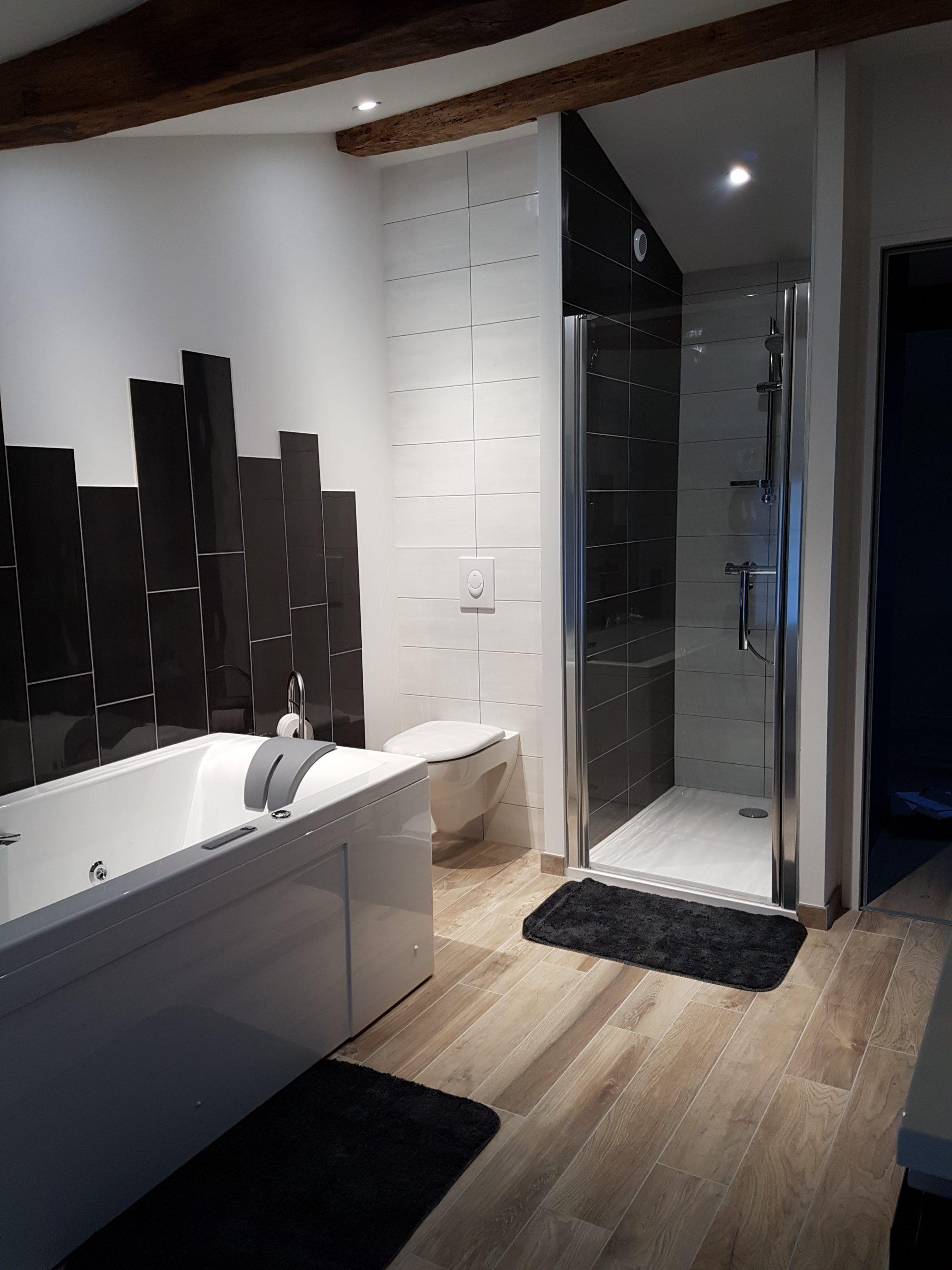 Installateur de Salle de bain et salle de bain PMR Niort - 20 - Grayco