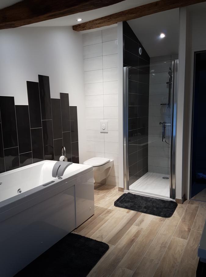 installation salle de bains niort